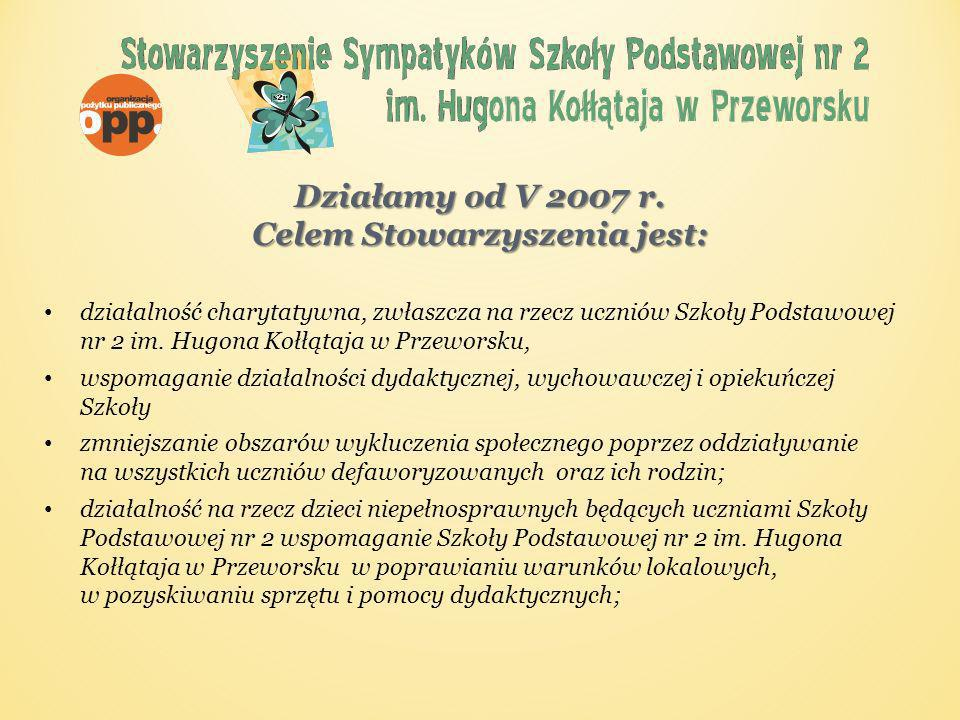 Organizacja patriotycznych wieczornic Stowarzyszenie współpracuje ze Związkiem Kombatantów Rzeczpospolitej Polskiej i Byłych Więźniów Politycznych.