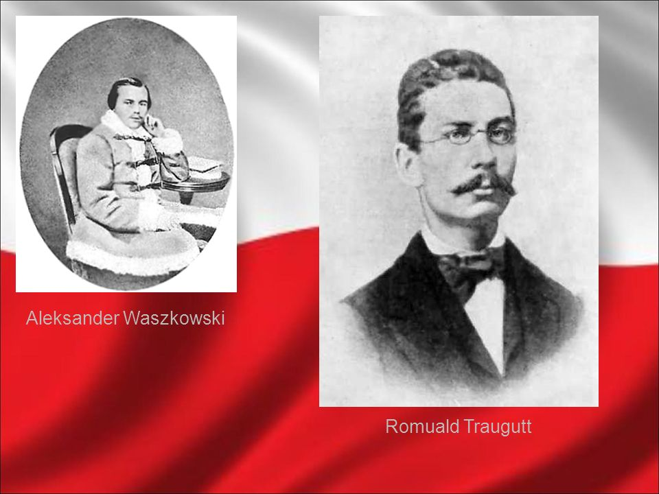 Aleksander Waszkowski Romuald Traugutt