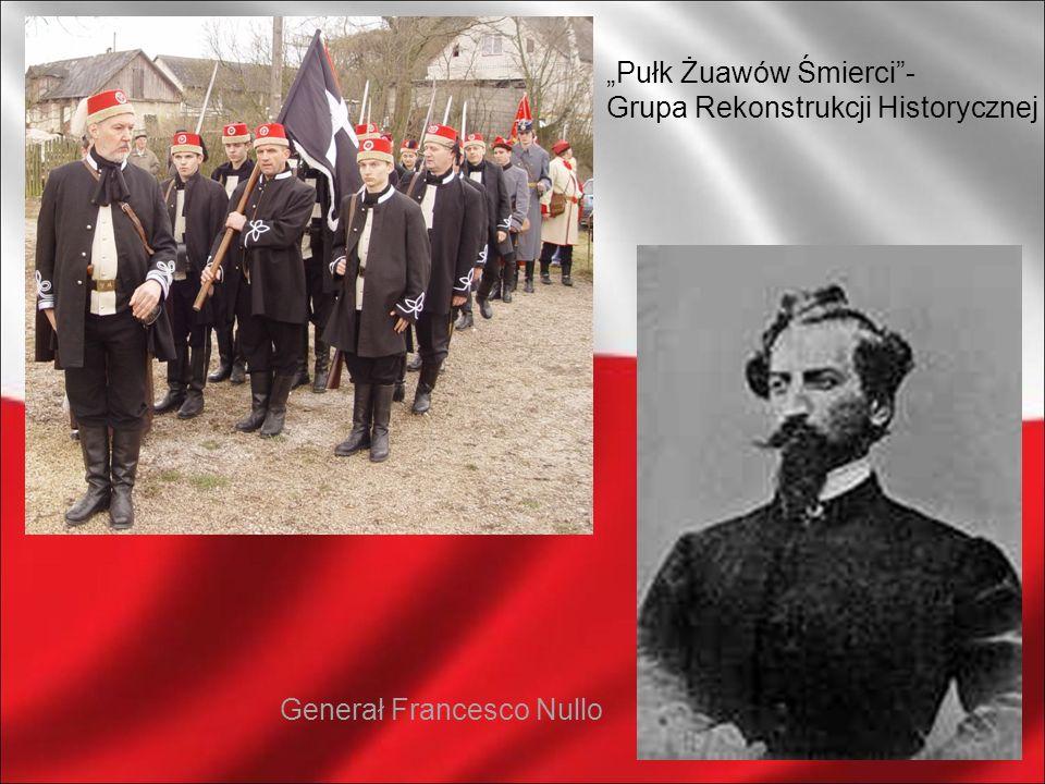 Pułk Żuawów Śmierci- Grupa Rekonstrukcji Historycznej Generał Francesco Nullo