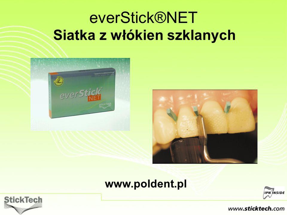 everStick®NET Siatka z włókien szklanych www.poldent.pl
