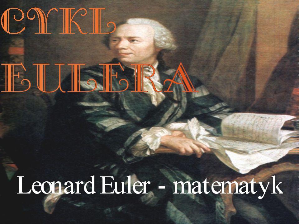 W opublikowanej w 1736 roku pracy Euler sformułował pierwsze twierdzenie teorii grafów, ale nim je tutaj przedstawimy, wyjaśnimy pojęcia: stopnia wierzchołka, drogi w grafie i spójności grafu.