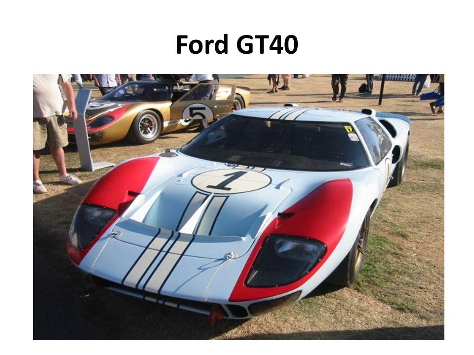 Ford GP – samochód osobowo-terenowy konstrukcji amerykańskiej z okresu II wojny światowej, wyprodukowany w małej serii, poprzednik standardowego jeepa.