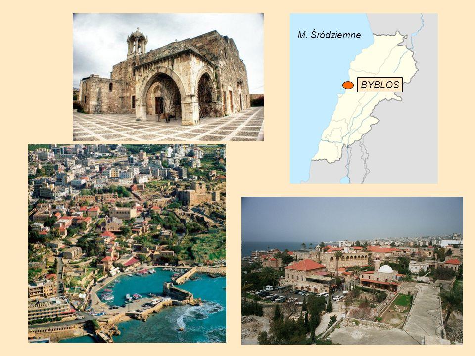 BYBLOS M. Śródziemne