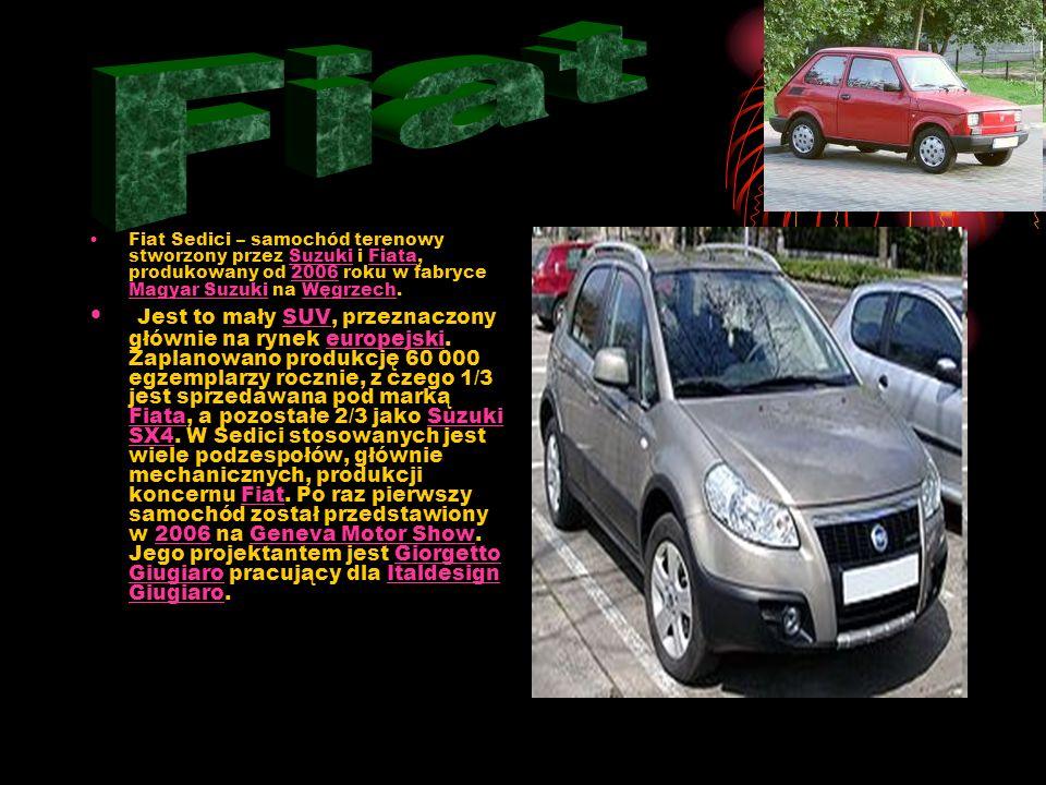Fiat Grande Punto to krok milowy w historii tego modelu. Głównie za sprawą sylwetki, która jest dziełem samego Giorgetto Giugiaro. W Polsce Fiat Grand