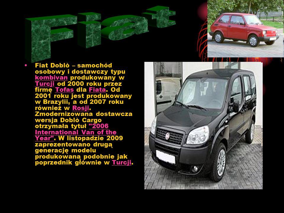 Fiat Freemont to crossover SUV w segmencie D produkowanego przez Fiata od 2011 roku. La vettura va a sostituire contemporaneamente due modelli a listi