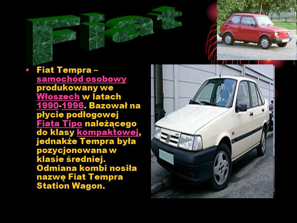 Fiat Siena – popularny samochód segmentu B. Jest jeden z modeli Fiata powstały w ramach projektu samochodu typ 178. Obecnie produkowana jest czwarta g
