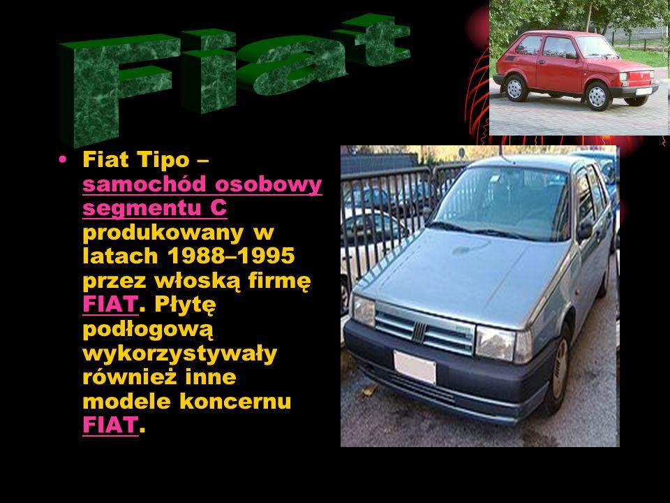 Fiat Tempra – samochód osobowy produkowany we Włoszech w latach 1990-1996. Bazował na płycie podłogowej Fiata Tipo należącego do klasy kompaktowej, je