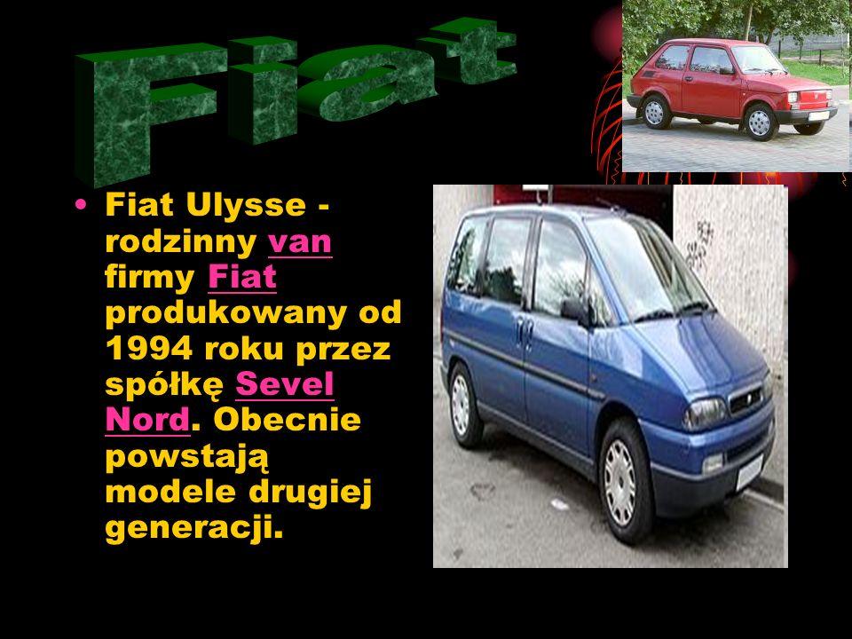 Fiat Uno – model Fiata z lat 80. i początku lat 90., wybrany samochodem roku 1984. Produkowany we Włoszech od 1983 do 1995 roku. Jego produkcja w inny