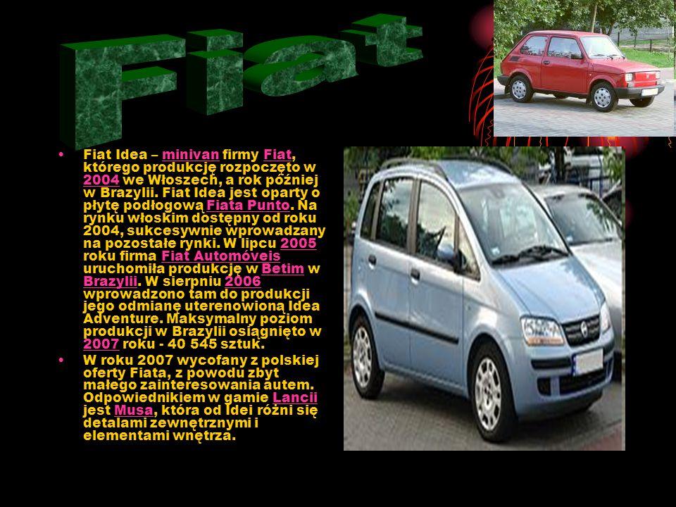 Fiat Ulysse - rodzinny van firmy Fiat produkowany od 1994 roku przez spółkę Sevel Nord. Obecnie powstają modele drugiej generacji.vanFiatSevel Nord