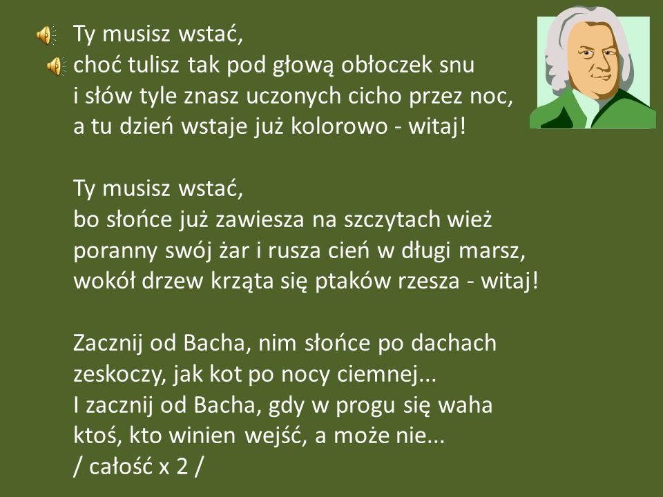 Temat: Organy – król instrumentów.[str. 63-64]. Muzyka polska w baroku.