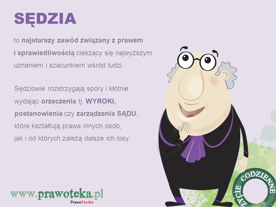CiEk a wo s Tki: Na stanowisko sędziego powołuje Prezydent Rzeczpospolitej Polskiej.
