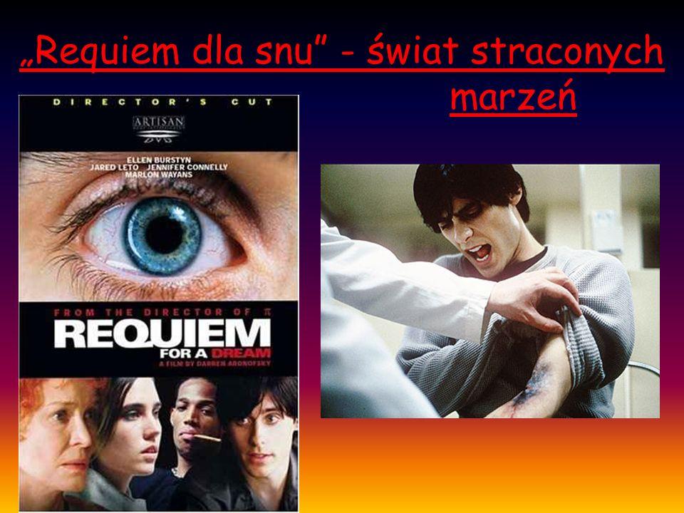 Requiem dla snu - świat straconych marzeń