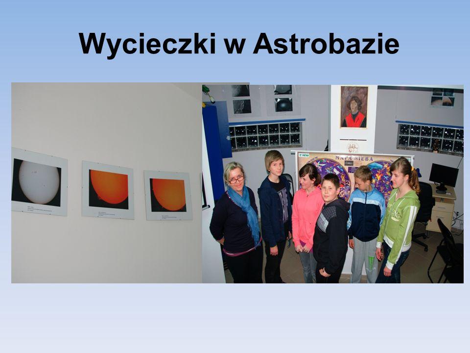 Wycieczki w Astrobazie