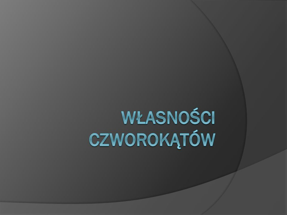 Latawiec, którego wszystkie kąty są wypukłe to deltoid. A B C D O BO = DO