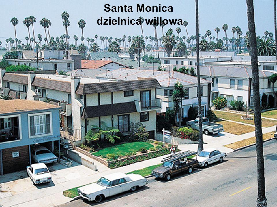 Santa Monica dzielnica willowa