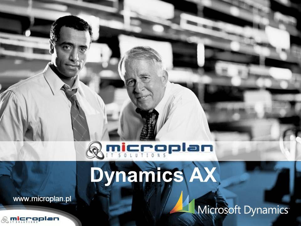 www.microplan.pl Dynamics AX