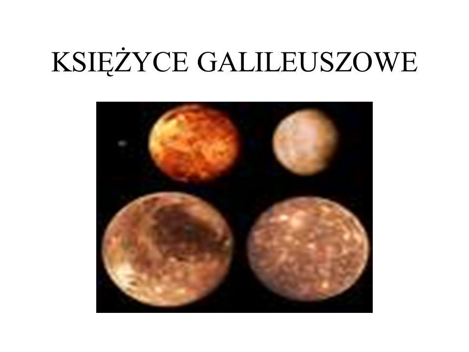 PRZEKRÓJ CALLISTO Opis: Callisto - hipotetyczny przekrój poprzeczny.