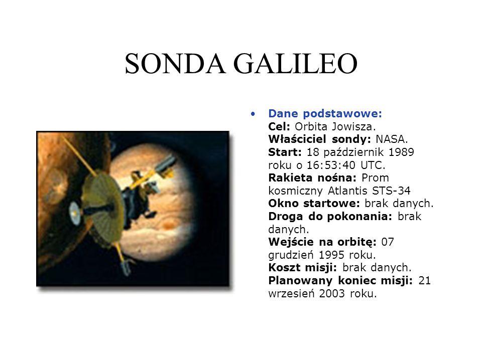 BUDOWA VOYAGERA Program Naukowy - Zbadanie zewnętrznej atmosfery Jowisza i Saturna, a w szczególności zawartości w nich wodoru i tlenu. - Zbadanie sił
