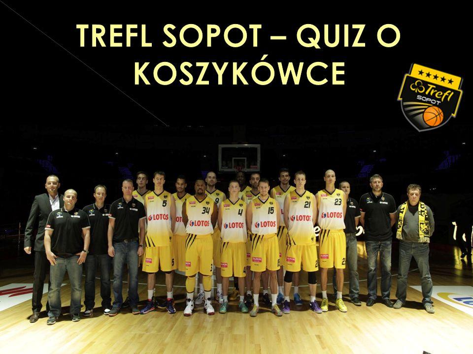 Oficjalny skrót TBL Najwyższa liga ekstraklasy w Polsce W Tauron Basket Lidze występuje 12 zespołów, w tym Trefl Sopot.