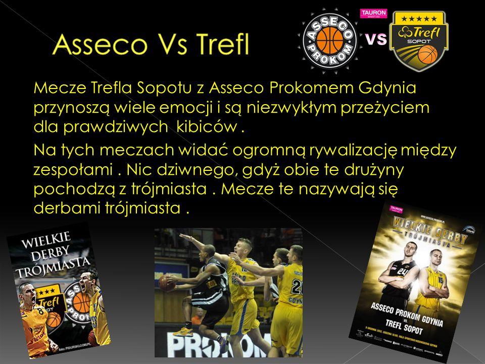 Mecze Trefla Sopotu z Asseco Prokomem Gdynia przynoszą wiele emocji i są niezwykłym przeżyciem dla prawdziwych kibiców. Na tych meczach widać ogromną