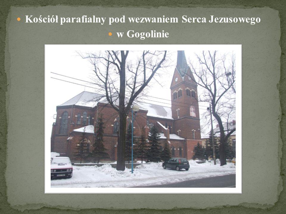 Kościół parafialny pod wezwaniem Serca Jezusowego w Gogolinie
