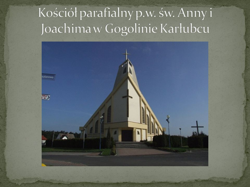 W historii Gogolina pozostały skromne ślady po wspólnocie ewangelickiej i wyznania mojżeszowego.
