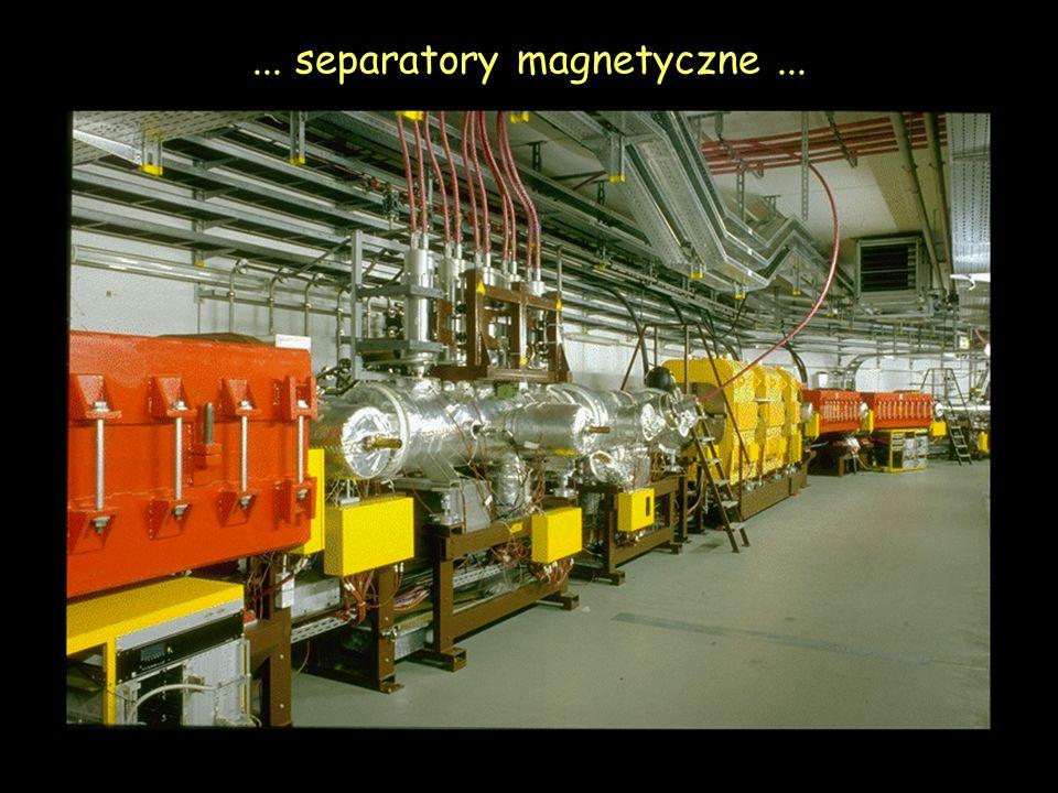 ... separatory magnetyczne...