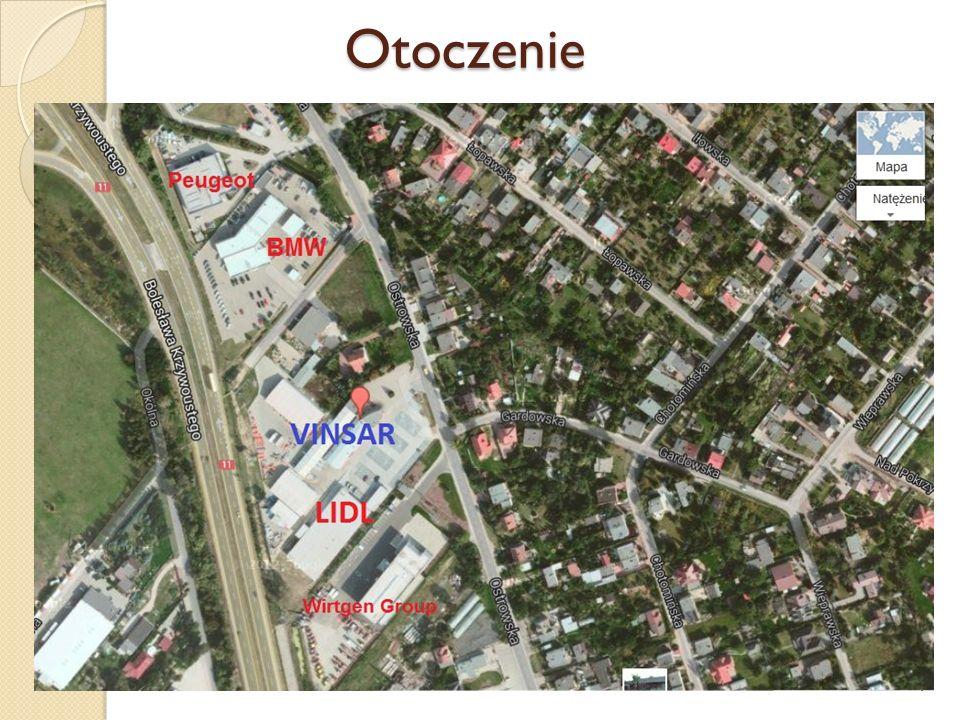 Budynki i dojazd Podmiotem oferty sprzedaży są również budynki postawione na działce: 1.