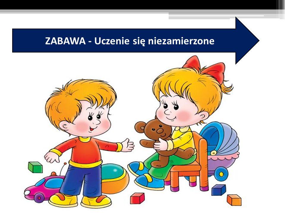 ZABAWA - Uczenie się niezamierzone