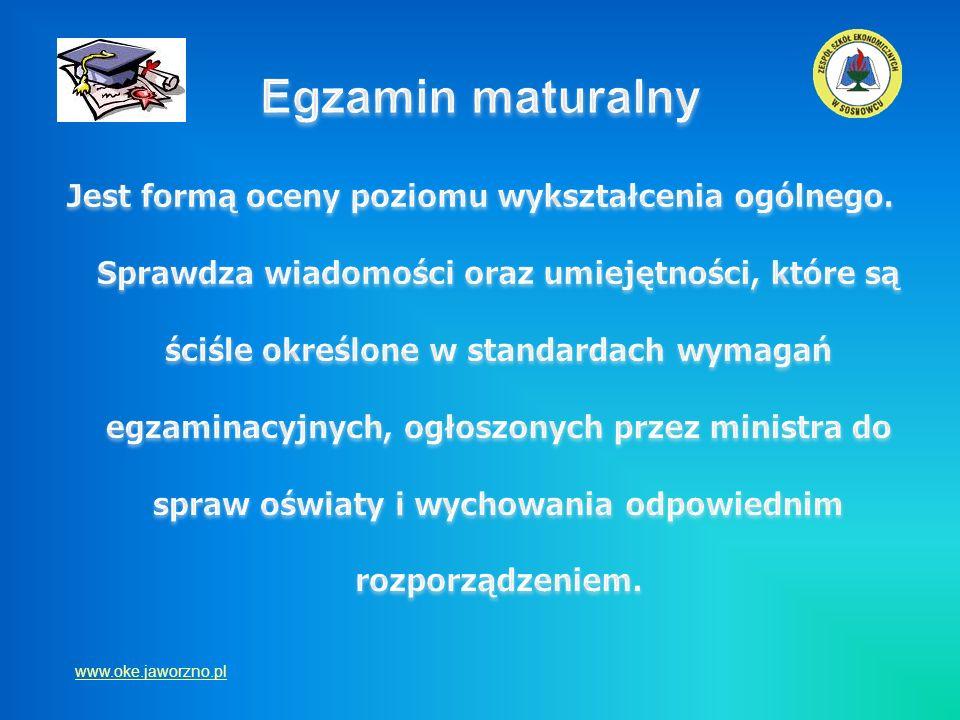 CZĘŚĆ USTNA Język polski (P) Język obcy nowożytny (P) + Inny język obcy (jeżeli wybrany został jako dodatkowy przedmiot CZĘŚĆ PISEMNA Język polski (P) Język obcy nowożytny (P) + Przedmioty dodatkowe (1-6) wybór poziomu (P lub R), Dla przedmiotów zdawanych jako obowiązkowe i wybrane jako dodatkowe PR Matematyka