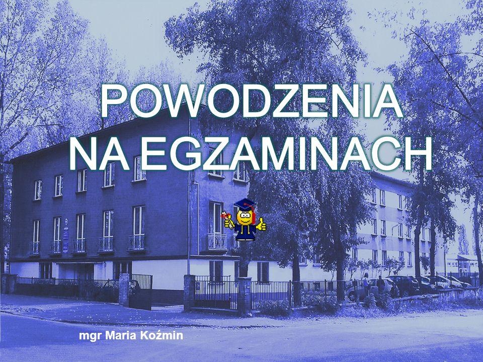 mgr Maria Koźmin
