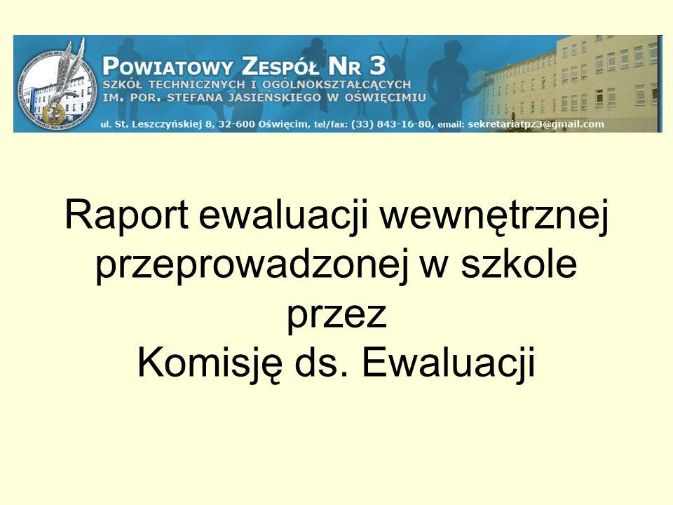 Cele ewaluacji 1.