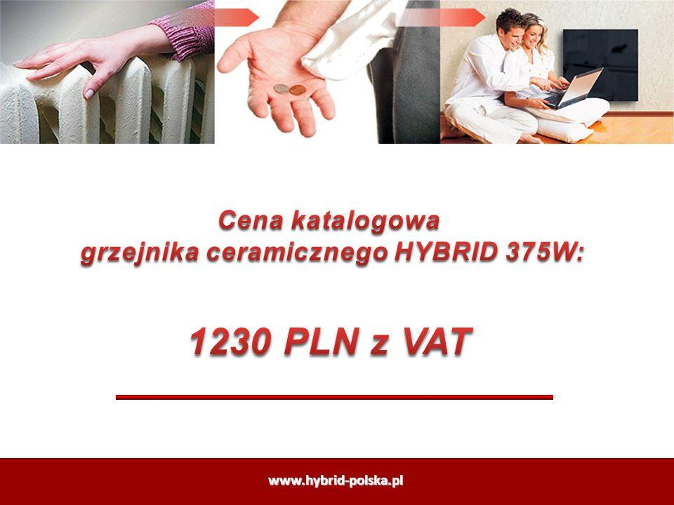 Adres korespondencyjny Hybrid Sp.z o.o. ul.