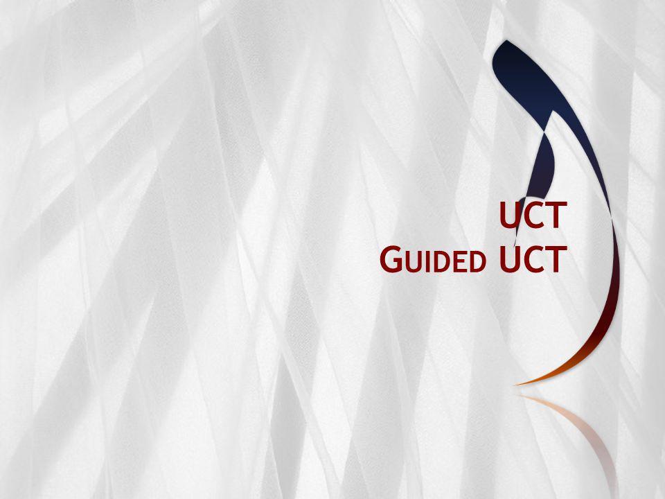 UCT G UIDED UCT