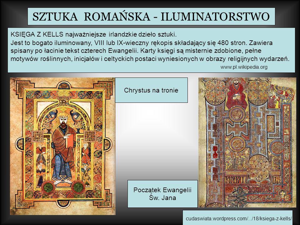 cudaswiata.wordpress.com/.../18/ksiega-z-kells/ KSIĘGA Z KELLS najważniejsze irlandzkie dzieło sztuki. Jest to bogato iluminowany, VIII lub IX-wieczny