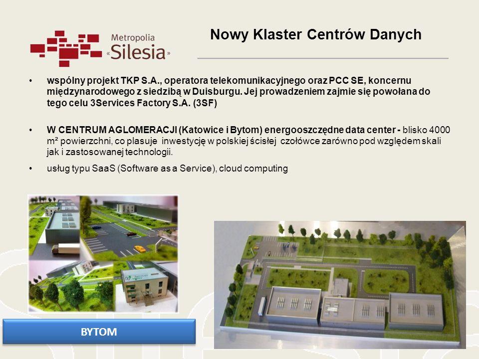 wspólny projekt TKP S.A., operatora telekomunikacyjnego oraz PCC SE, koncernu międzynarodowego z siedzibą w Duisburgu. Jej prowadzeniem zajmie się pow