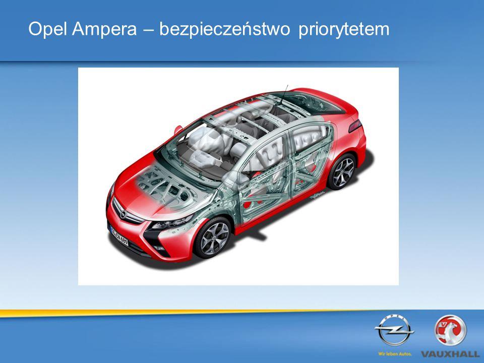 15 Opel Ampera – bezpieczeństwo priorytetem 15