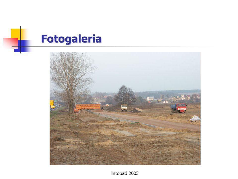 listopad 2005 Fotogaleria