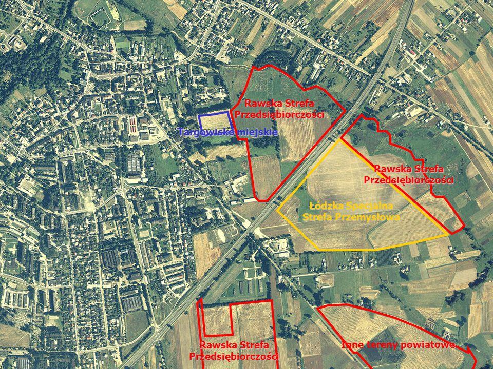 listopad 2005 Zalety i wady terenów inwestycyjnych Oferowane przez Powiat tereny, mimo wielu atutów, do których można zaliczyć dobrą lokalizację czy dostęp do infrastruktury technicznej, posiadają zasadniczą wadę – brak dostępności komunikacyjnej.