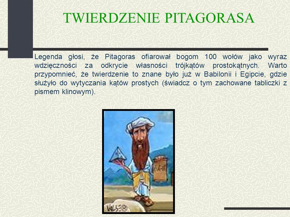 Pitagoras żył w latach od ok. 572 r.p.n.e. do ok. 497 r.p.n.e. Był matematykiem i filozofem. Przypisuje się mu m.in. sformułowanie twierdzenia pitagor