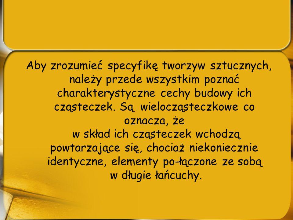 Produkujemy tysiące ton tworzyw w Polsce W pierwszym półroczu 2004 roku wyprodukowaliśmy w Polsce: polietylenu – 71,6 tys.