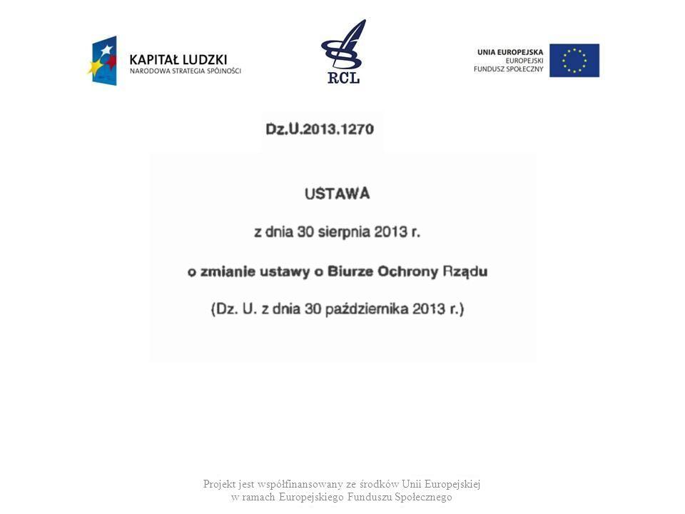 Nasza praktyka i nasze problemy Przykład I - dotyczy wdrożenia dyrektywy 2010/30/WE Parlamentu Europejskiego i Rady z dnia 19 maja 2010 r.