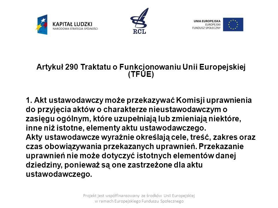 Projekt jest współfinansowany ze środków Unii Europejskiej w ramach Europejskiego Funduszu Społecznego 2.