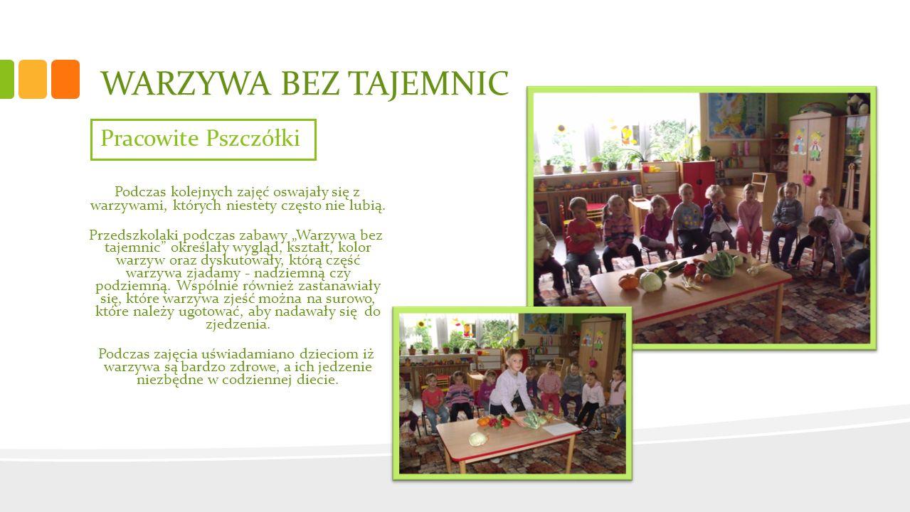 JARZYNOWY BAL Dzieci uczestniczyły w Jarzynowym balu.