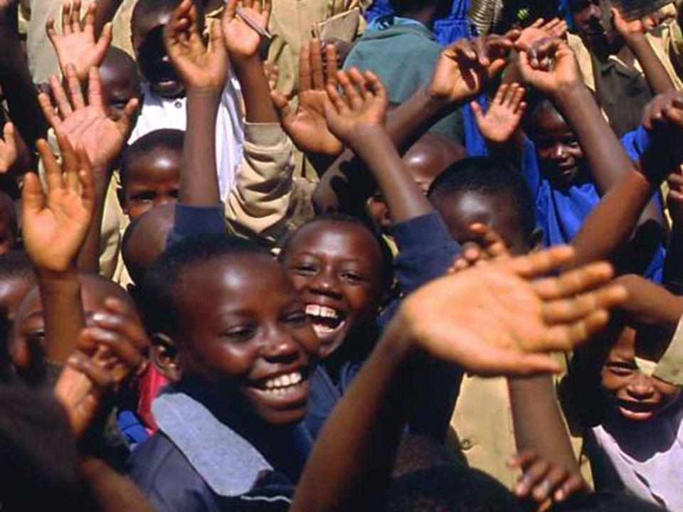 Tanzania należy do najbiedniejszych krajów Afryki.