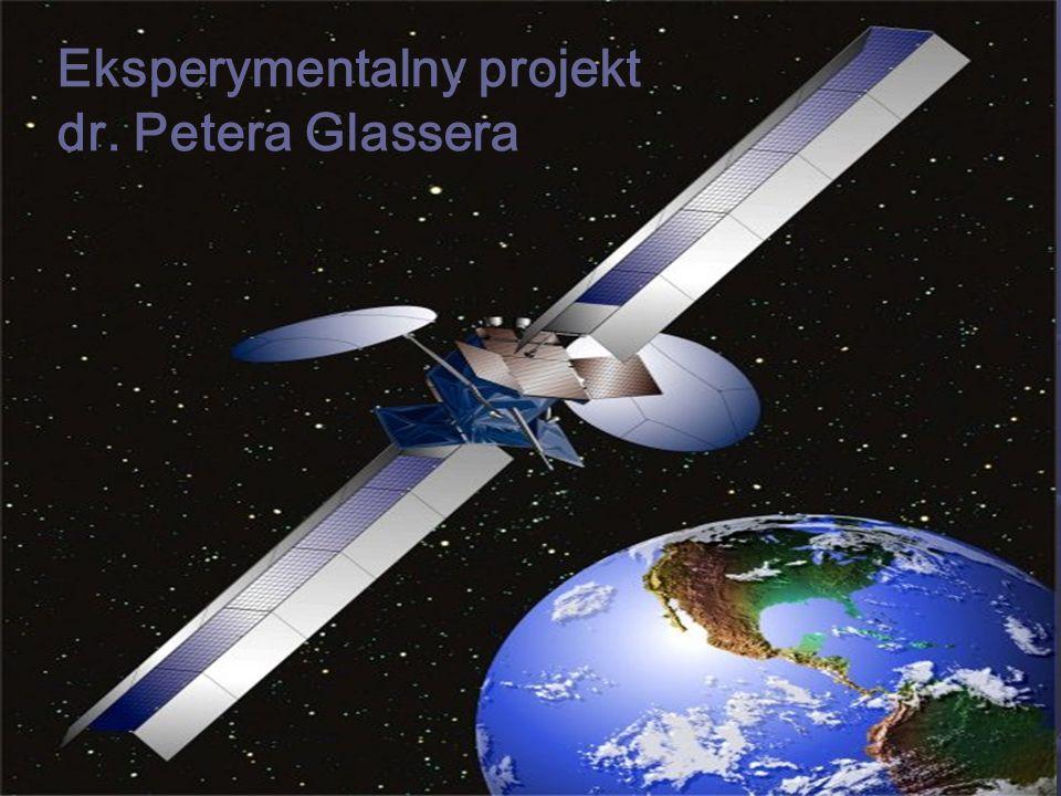 Eksperymentalny projekt dr. Petera Glassera