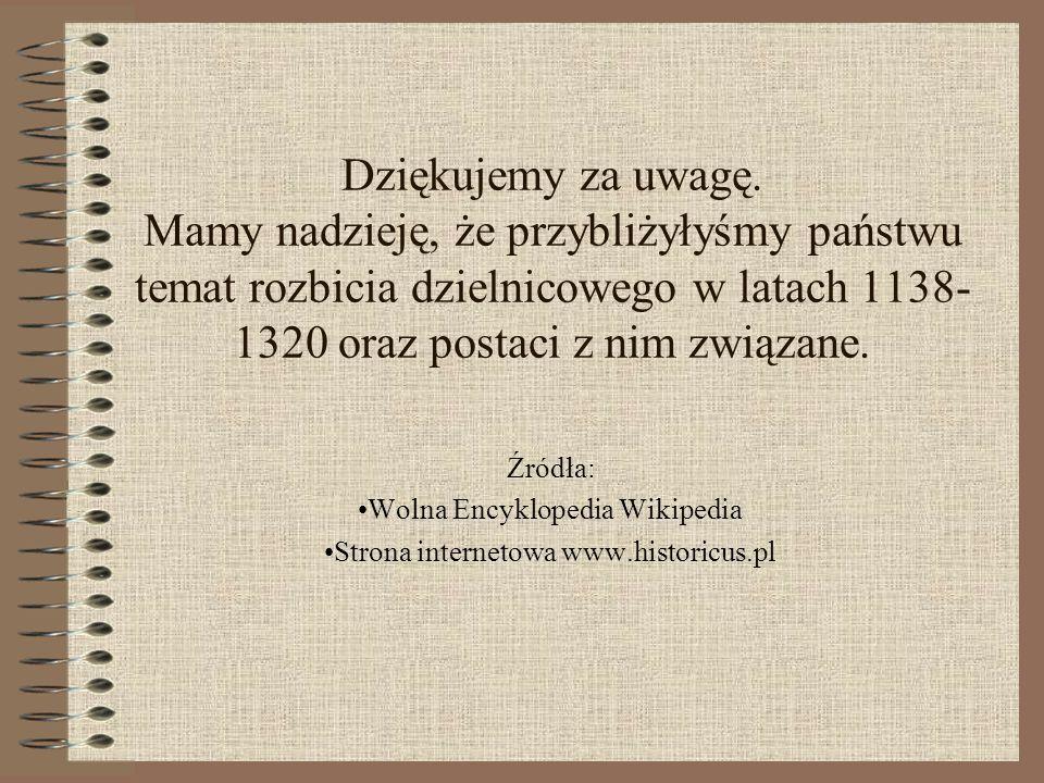 W okresie rozdrobnienia dzielnicowego rozwinęła się na ziemiach polskich kultura i sztuka. Ośrodkami kultury były dwory książąt, możnych i biskupów or