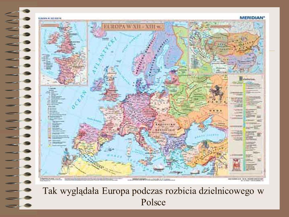 Polska w okresie rozbicia dzielnicowego