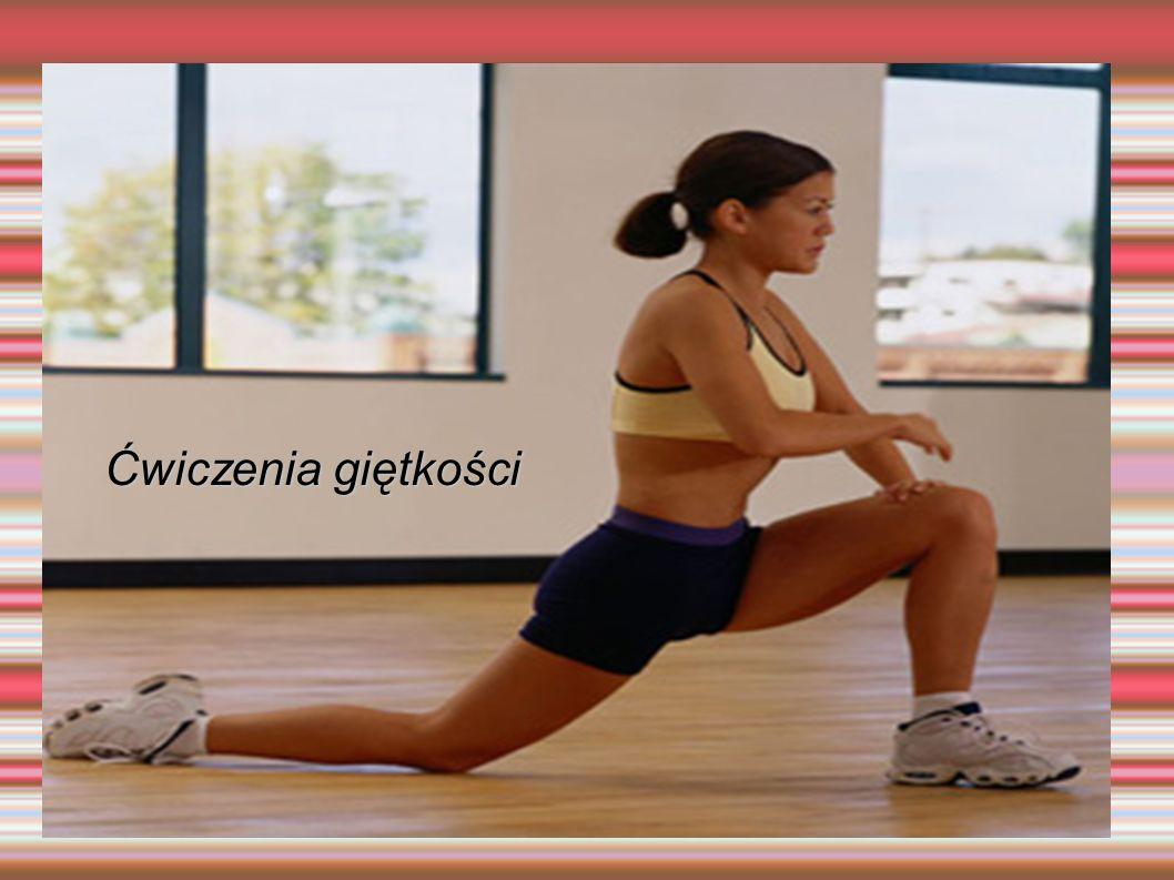 Ćwiczenia giętkości