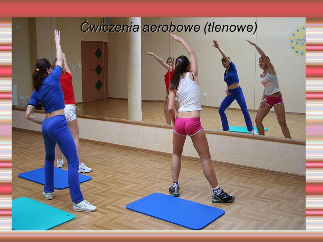 Określane są również jako ćwiczenia układu krążenia.